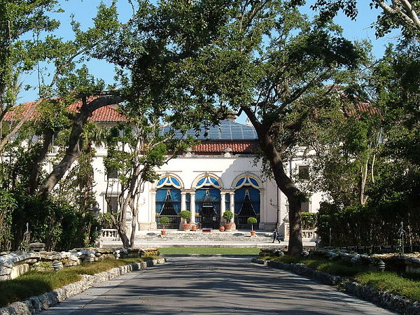 Vizcaya Museum And Gardens A Historic Home Refuge From City Life In Miami